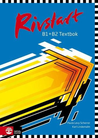 Rivstart - B1+B2 Textbok med cd (mp3)