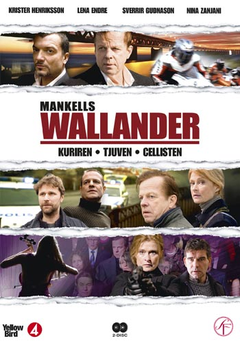 Wallander vol 6 - 3 filmer